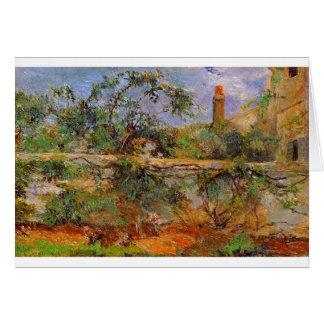 Cartão Parede de partido por Paul Gauguin