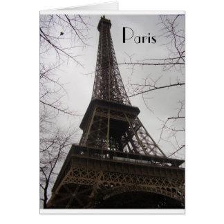 Cartão Paris