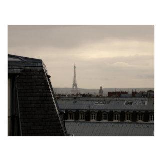 Cartão parisiense