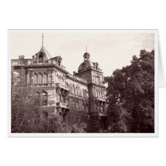 Cartão Parque de Budapest