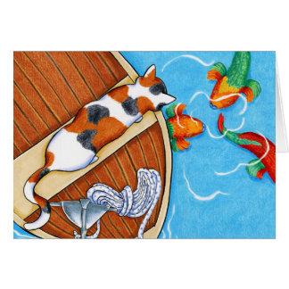 Cartão Parrotfish