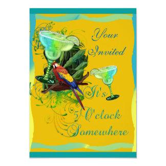 Cartão Partido de Margarita