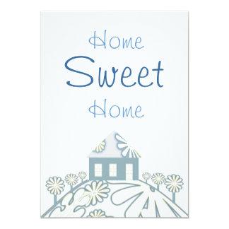 Cartão Partido do Housewarming