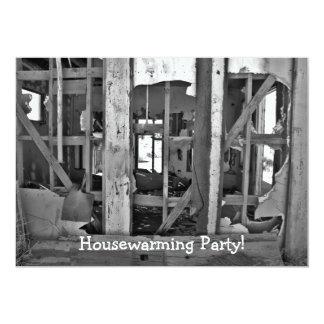 Cartão Partido engraçado do housewarming