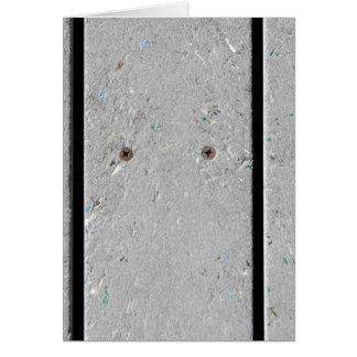 Cartão Passagem misturada da prancha da resina plástica