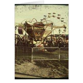 Cartão Passeio 1 do carnaval