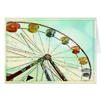 Cartão Passeio do carnaval - divirta
