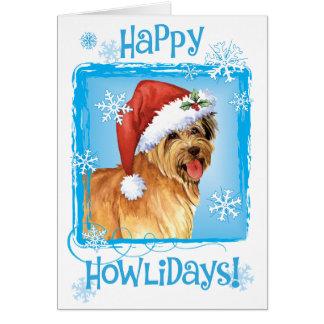 Cartão Pastor feliz de Howlidays Pirenaico