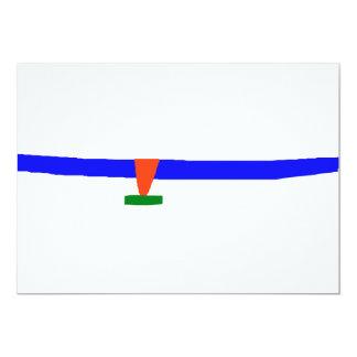Cartão Patinagem no gelo