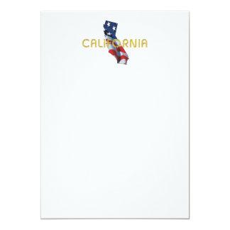 Cartão Patriota de Califórnia do T