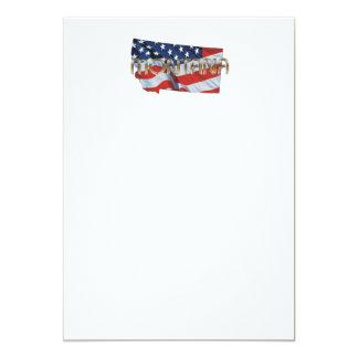 Cartão Patriota de Montana do T