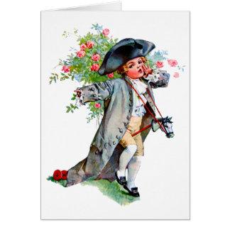 Cartão Paul Revere pequeno