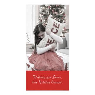 Cartão Paz para os feriados
