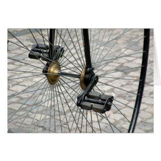 Cartão Pedal