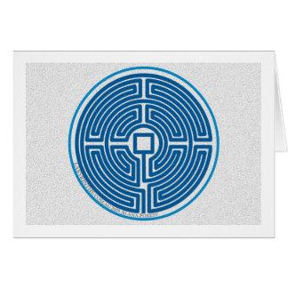 Cartão pedra azul chinesa do circuito do eco 11 do
