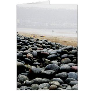 Cartão Pedras em Northam Burrows