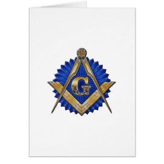 Cartão Pedreiro azul do alojamento