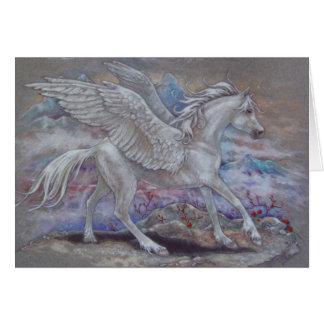 Cartão - Pegasus