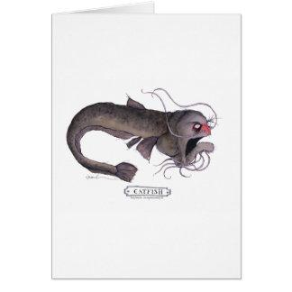 Cartão Peixe-gato, fernandes tony