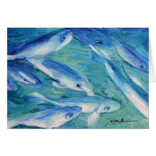 Cartão Peixes