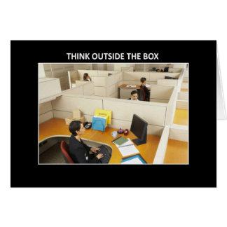 Cartão pensar-parte--box