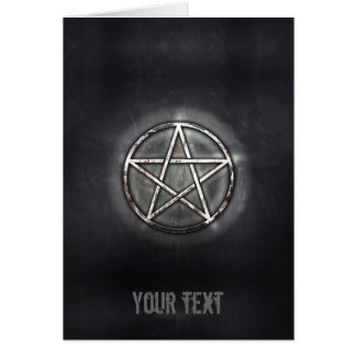 Cartão Pentagram