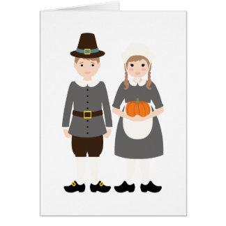Cartão Peregrinos