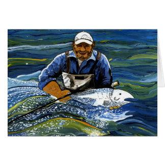 Cartão Pesca
