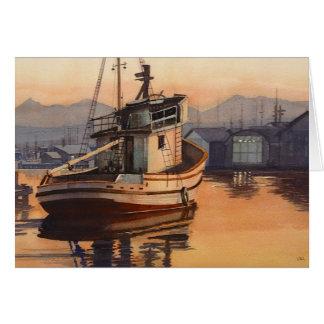 Cartão Pesca de Goin