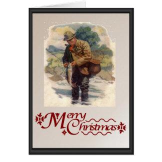 Cartão Pescador