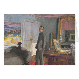 Cartão Pierre Bonnard 1935