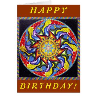 Cartão Pinata de Anahata (cartão de aniversário)