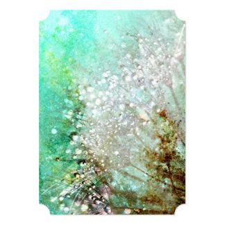 Cartão Pingos de chuva