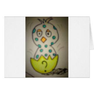 Cartão pintainho empola (3)