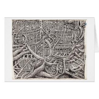 Cartão Pipescape, por Brian Benson