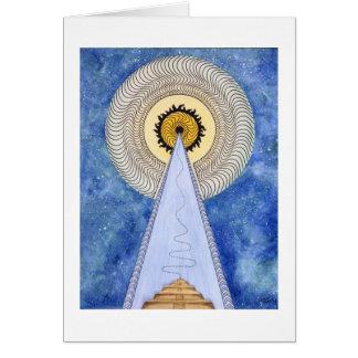 Cartão Pirâmide do Sun