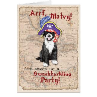 Cartão Pirata do PWD