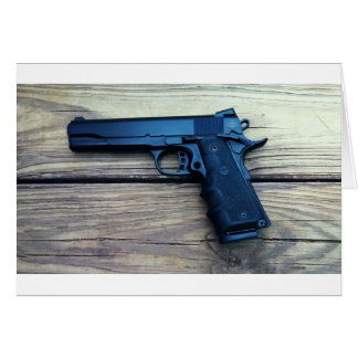 Cartão Pistola 1911