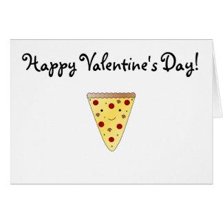 Cartão Pizza bonito