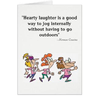Cartão Planeta LaughMore