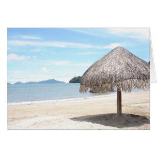 Cartão Playa Bonita, Panamá