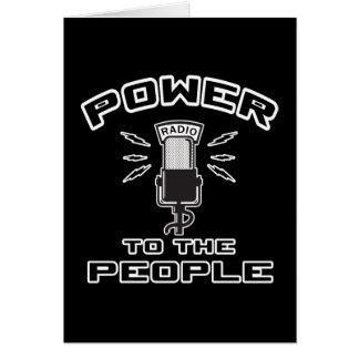 Cartão Poder às pessoas