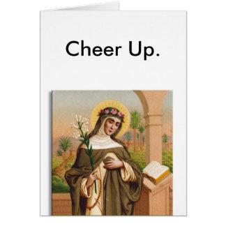 Cartão Poderia ser você