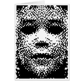 Cartão Poeira do pixel