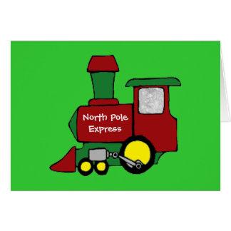 Cartão Pólo Norte expresso