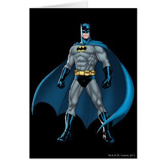 Cartão Pontapés de Batman