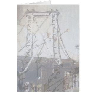 Cartão Ponte Brooklyn Poppie Giftcard de Williamsburg