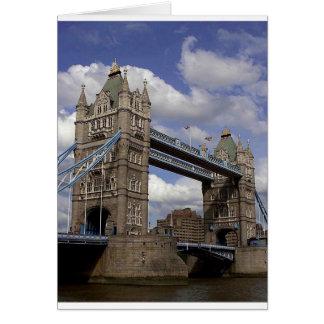Cartão Ponte de Londres