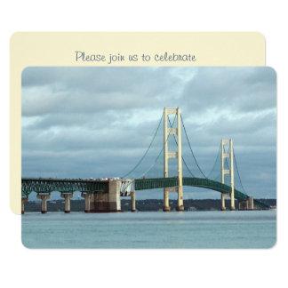 Cartão Ponte de Mackinac 425
