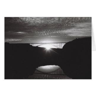 Cartão Ponte de Perrine